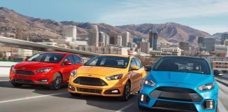 Modelele Ford Focus sunt printre cele mai fiabile mașini hatchback FOTO: Ford