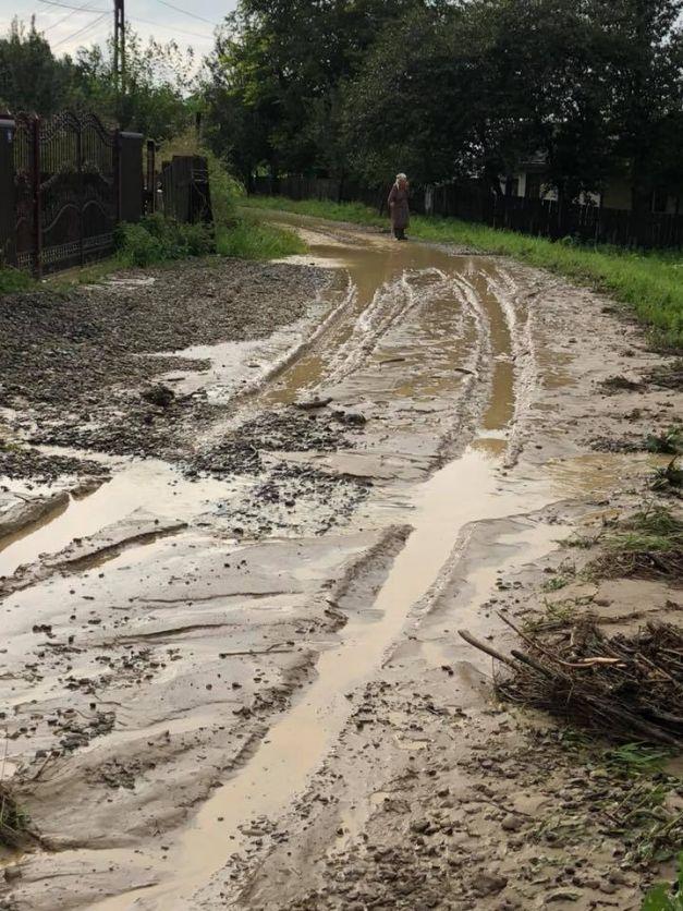 dolhasca drumuri inundatii