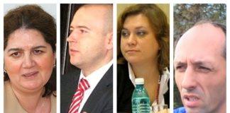 procurori candidatură DNA