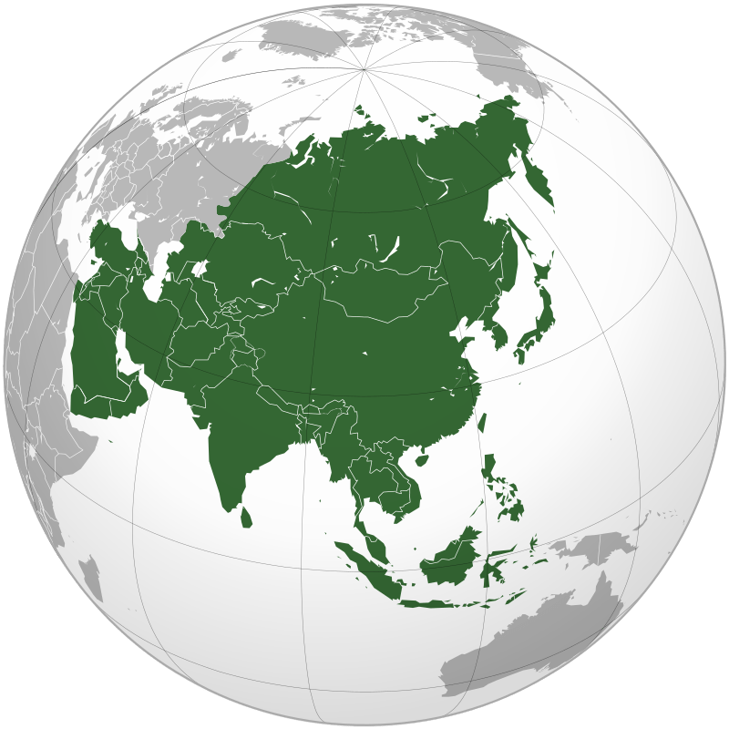 câte continente sunt pe glob
