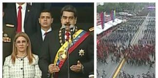 nicolas maduro venezuela tentativă de asasinat