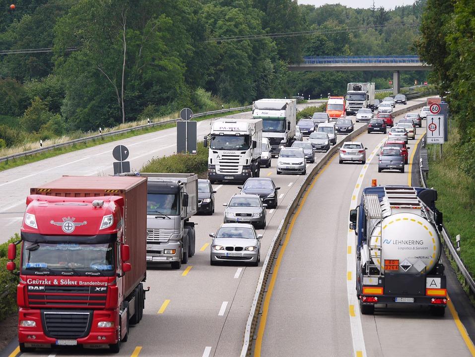 autostradă șoferi