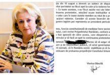 viorica dăncilă scrisoare comisia europeană