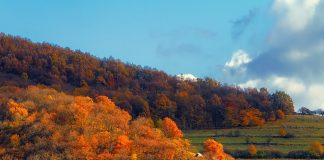 cele mai frumoase destinații de toamnă din românia