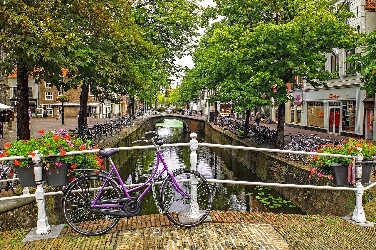 cele mai frumoase zone din olanda delft