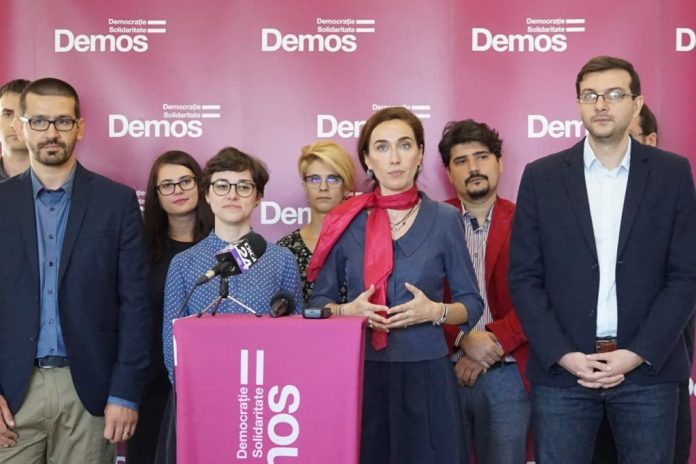 demos partid politic