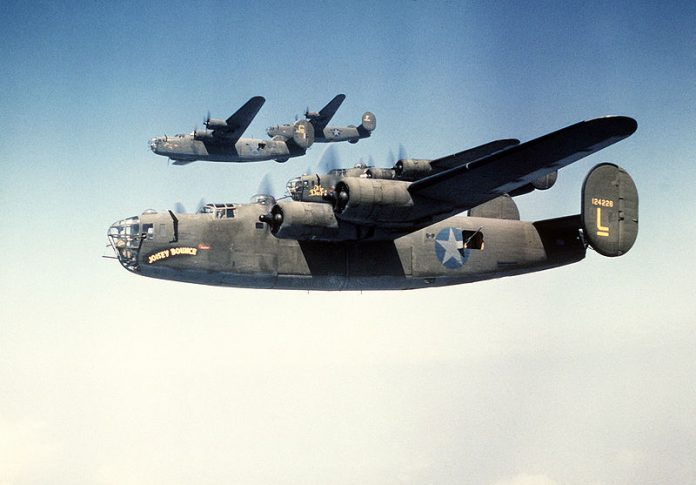 FOTO: USAAF - U.S. DefenseImagery/Wikimedia Commons