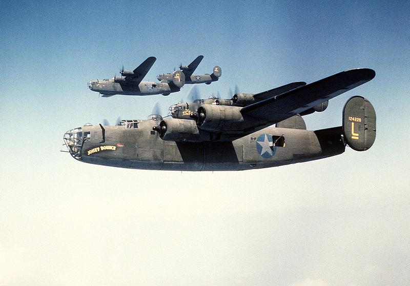 FOTO:USAAF-U.S. DefenseImagery/Wikimedia Commons