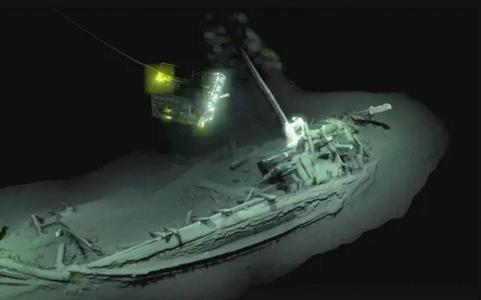 epavă descoperire istorică marea neagră