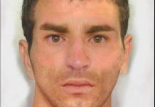 portret bărbat suspectat de viol