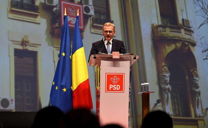 Liviu Dragnea FOTO: PSD.ro