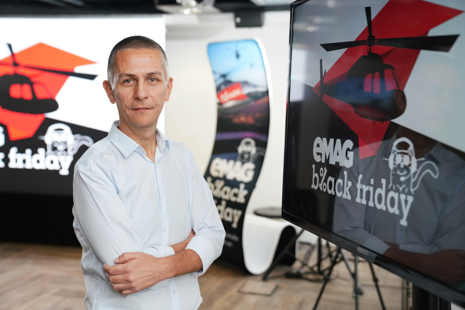 CEO eMAG, Iulian Stanciu