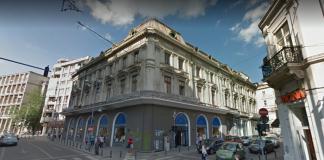 Palatul Nifon FOTO: Google Street View