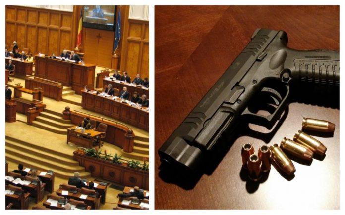 arme letale politicieni