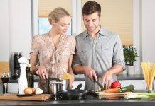 electrocasnice bucătărie cuplu