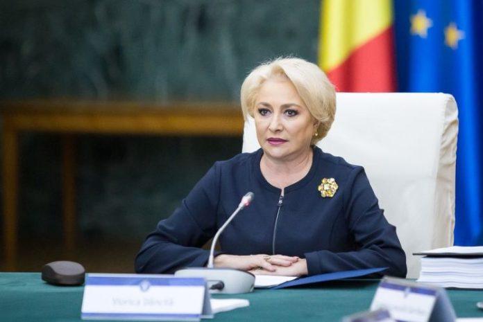 FOTO: Gov.ro viorica dăncilă