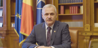 Liviu Dragnea FOTO: Captură video Facebook