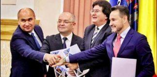 FOTO: Captură video Facebook/via Hotnews.ro