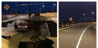 drum reparat cutremur alaska