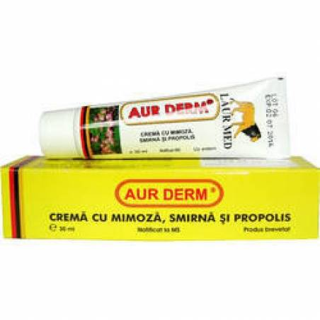 crema aur derm