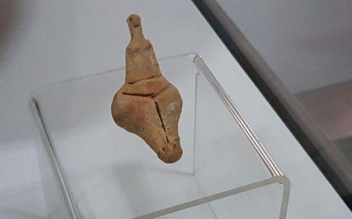 statuetă lipia județul buzău 6.000 de ani