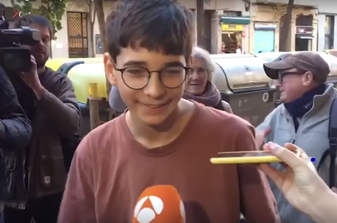 cosmin rotariu premiu loterie spania