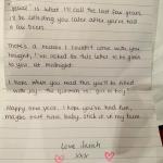 scrisoare club de noapte