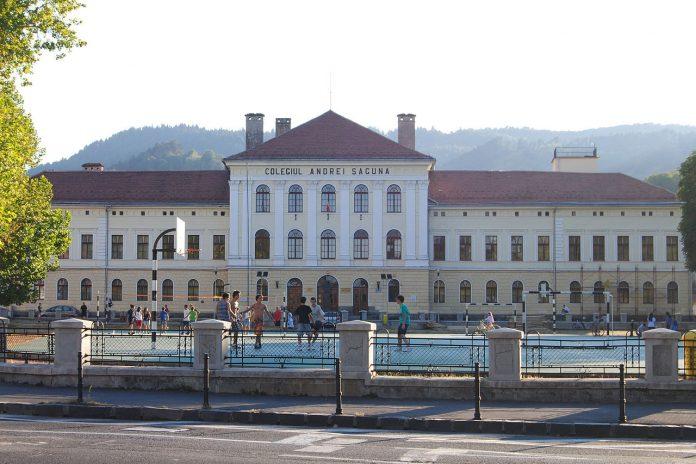 colegiul național andrei șaguna brașov