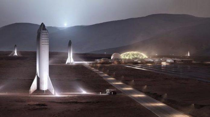 FOTO: SpaceX/Elon Musk