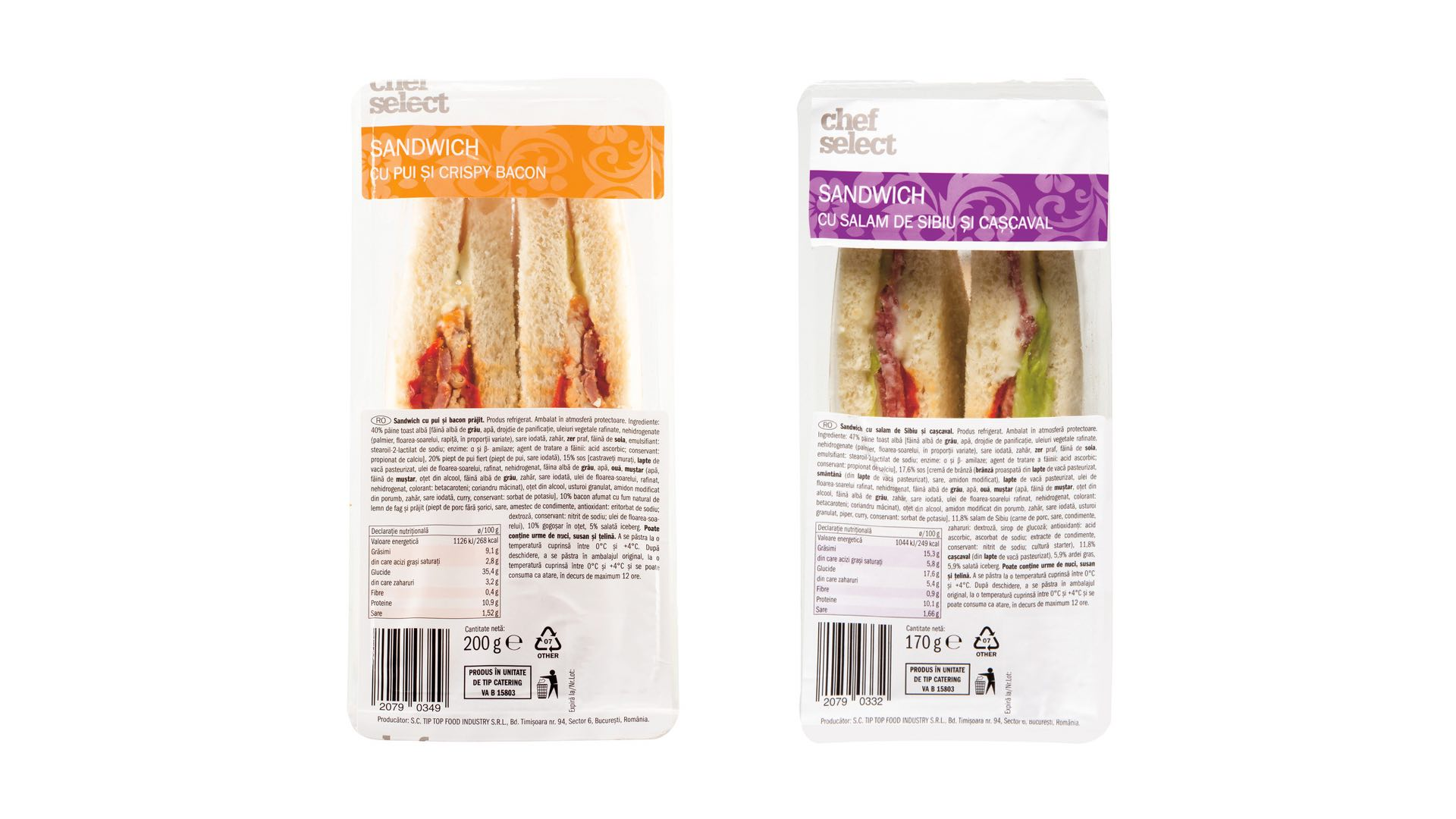 lidl sandvișuri retrase