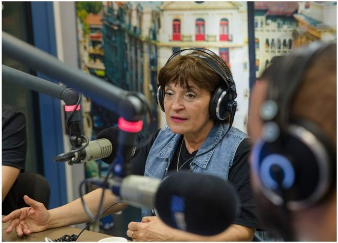 Gabriela Scraba FOTO: București FM/Alexandru Dolea