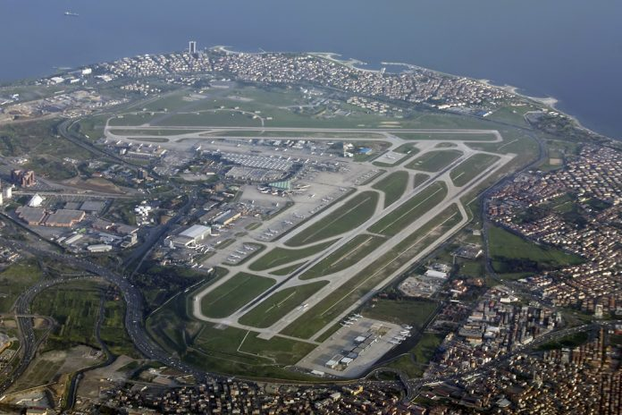 aeroportul istanbul ataturk