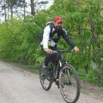 ciocănești călărași microdeltă dunăre cicloturism