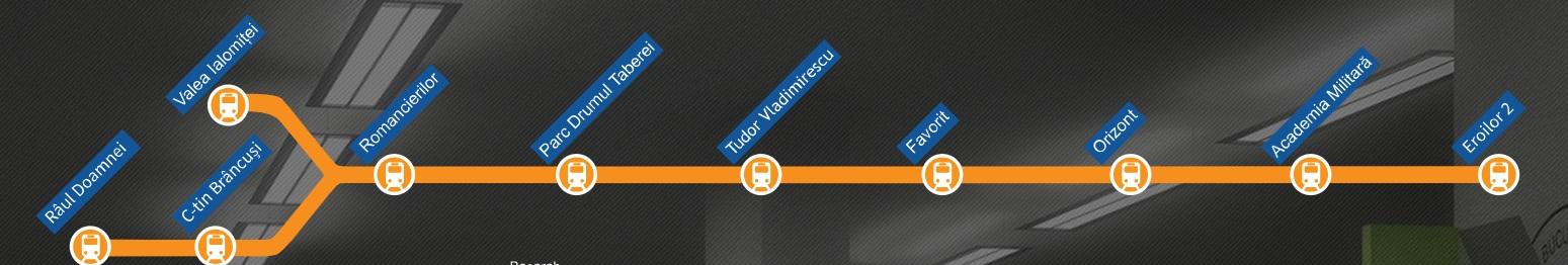 metroul drumul taberei magistrala 5