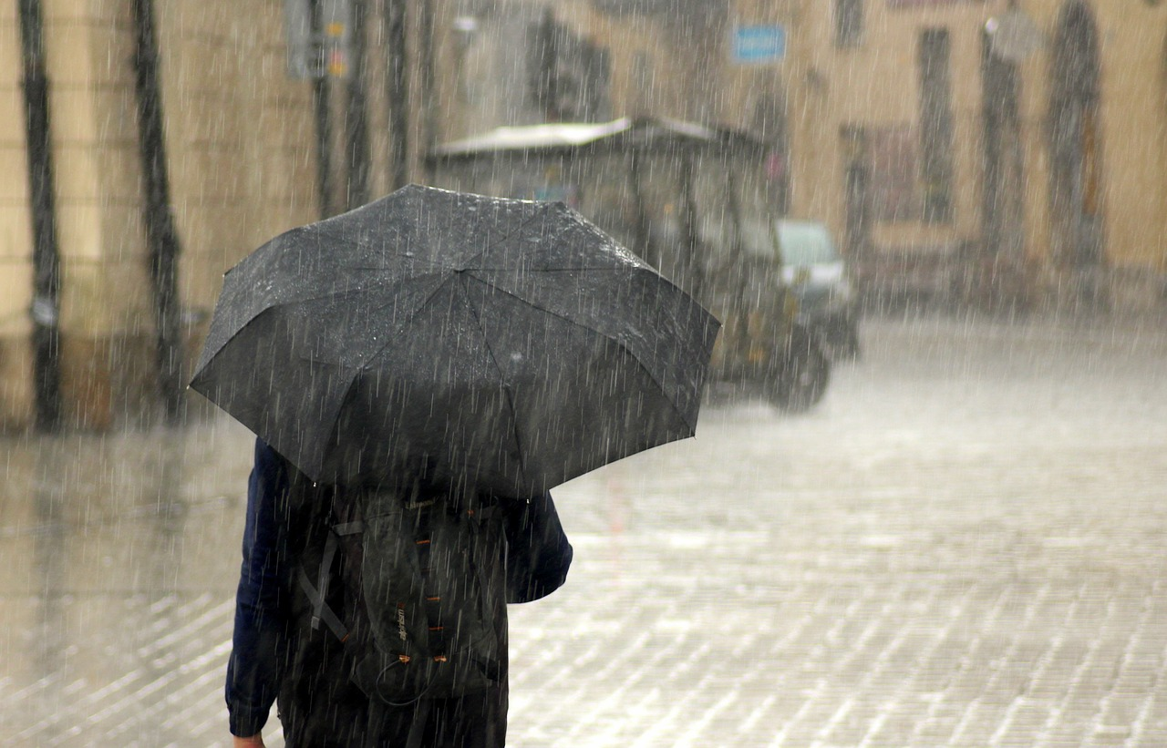 ploaie vreme urâtă