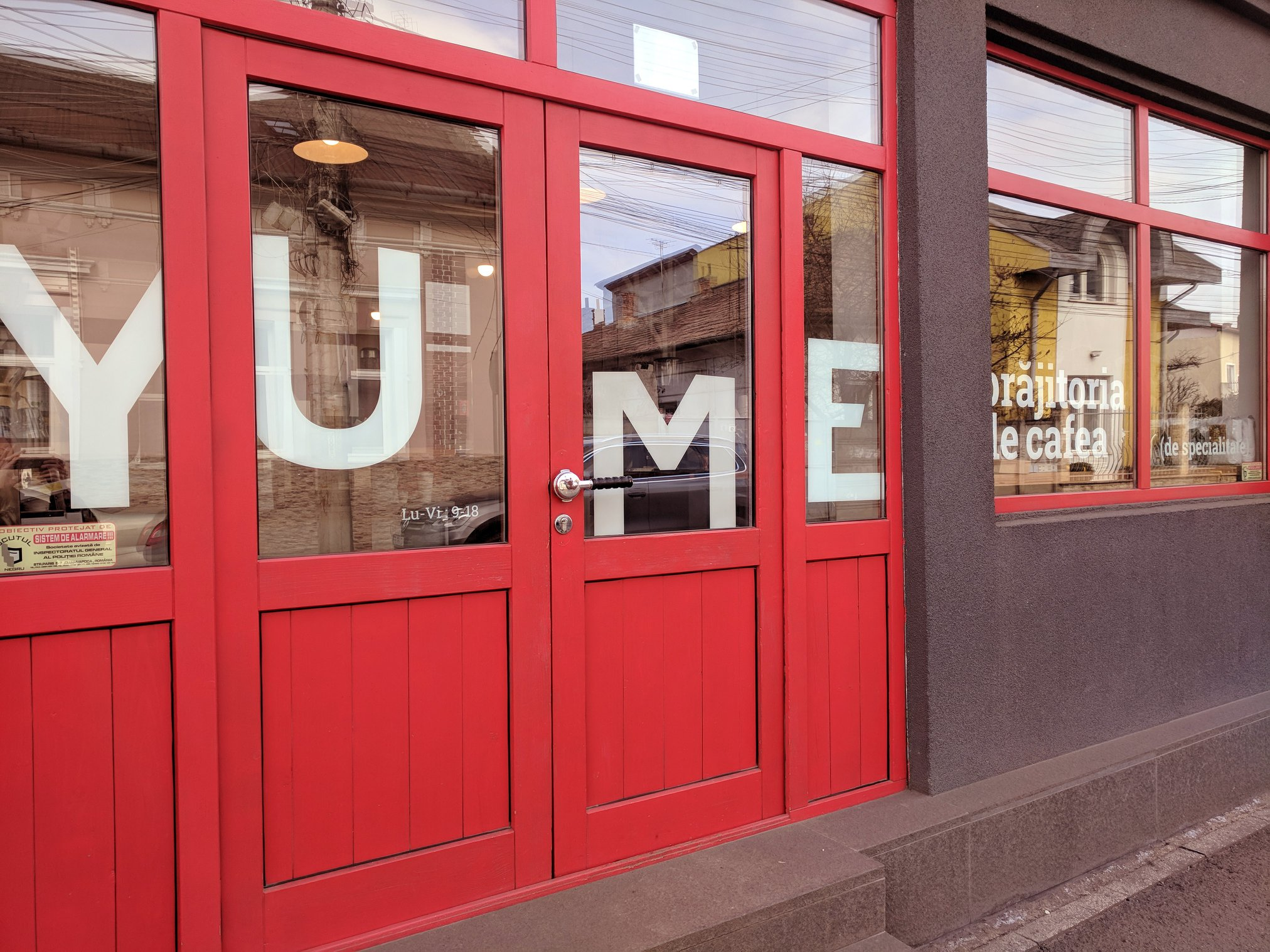 yume coffee roasters