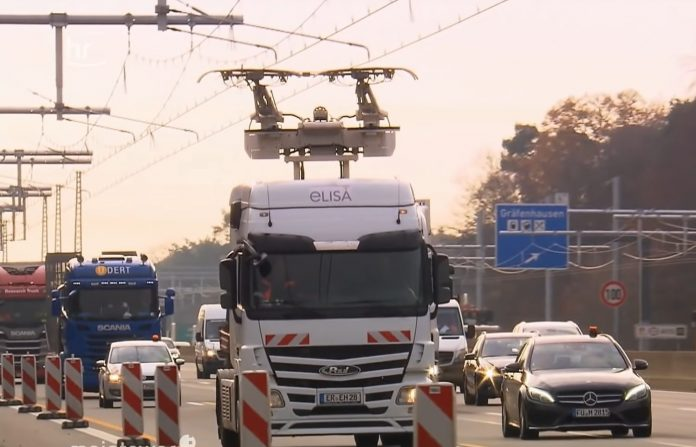 autostradă electrică germania