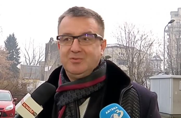 Sorin Blejnar FOTO: Captură video Antena 3