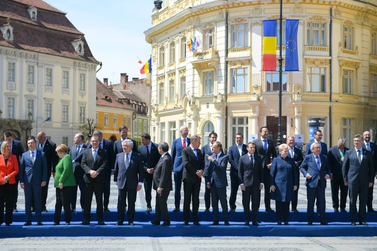 declarația de la sibiu summit UE sibiu