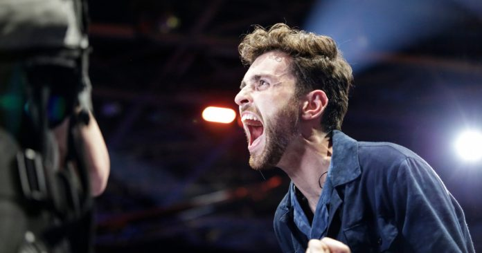 eurovision 2019 duncan laurence clasament locul 1