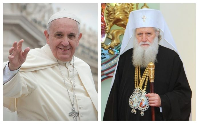papa francisc patriarhul neofit al bulgariei