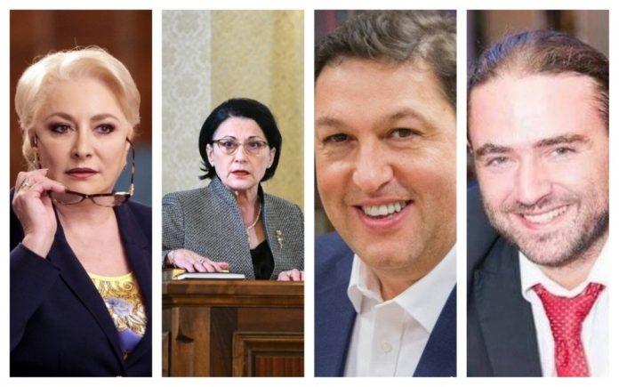 candidații psd la șefia partidului