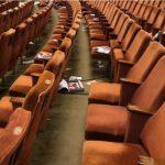 sala palatului congres psd gunoaie