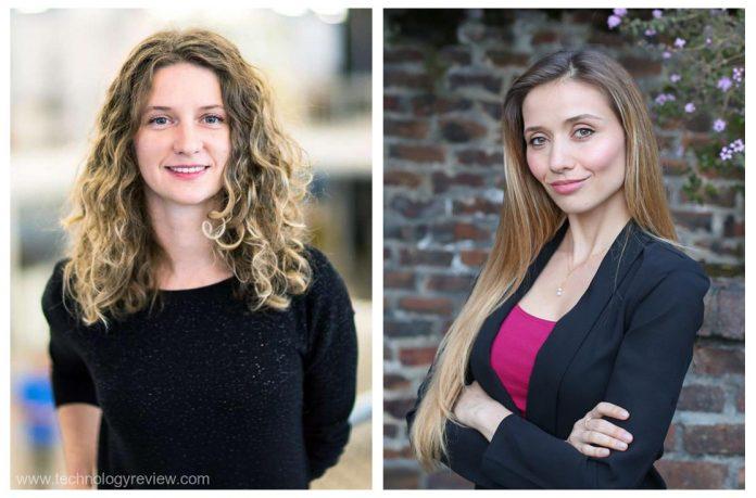 Mariana Popescu și Raluca Ada Popa