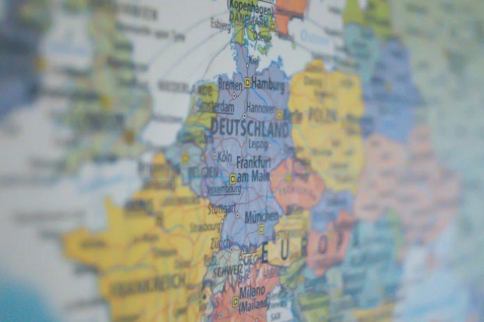 germania hartă