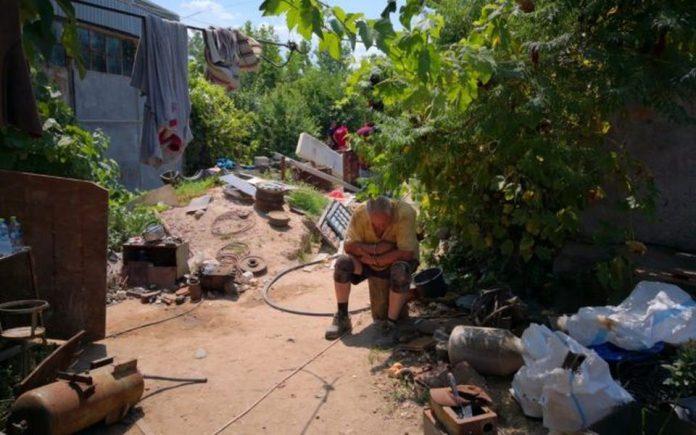 Bărbatul din Caracal și-a recunoscut cele două crime FOTO: Poliția Română
