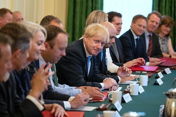 FOTO: UK Prime Minister/Twitter