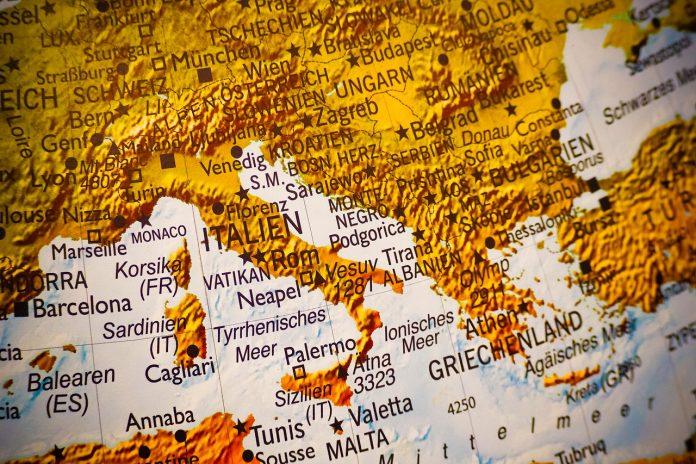 atenționare călătorie grecia italia