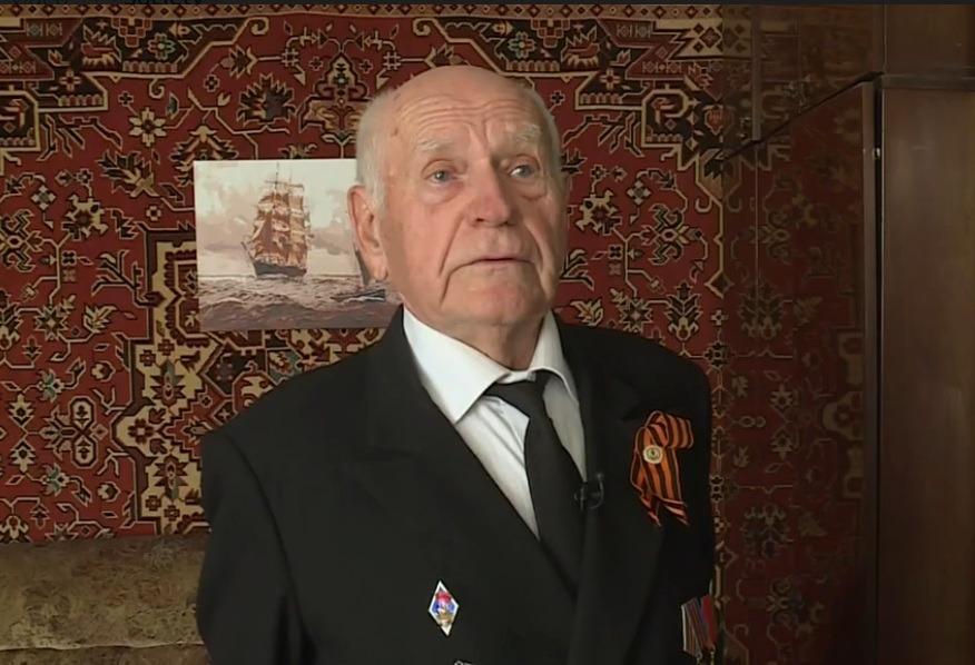 Căpitanul Anatoli Botsanenko
