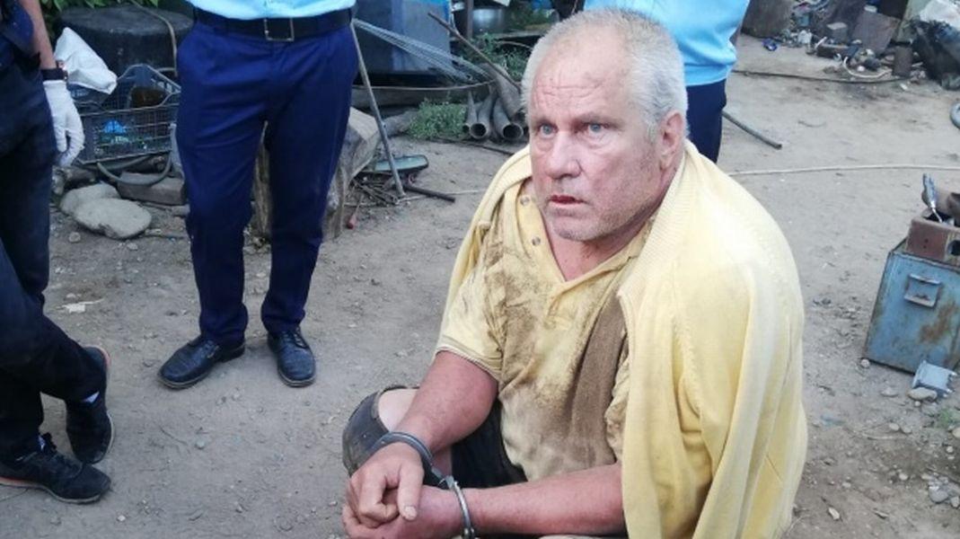 Gheorghe Dincă FOTO: Poliția Română